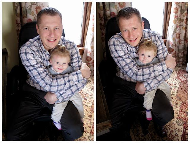 Daddy & Stella