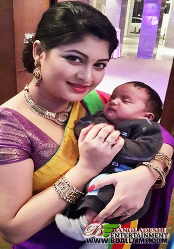 Sarika Sabrin is going to be a mother