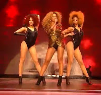Beyonce Live Concert