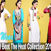 Zahra Ahmed Beat The Heat Summer Collection 2013 | Stunning Formal Wear Women's Clothes