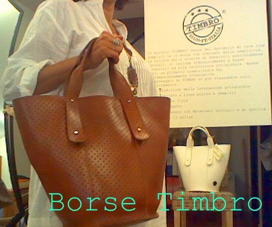 Borse Timbro