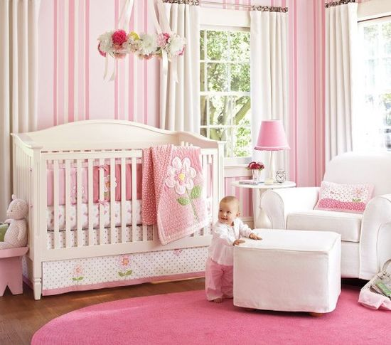Cuarto bebe 550 485 cuarto isabella for Decoracion bebe