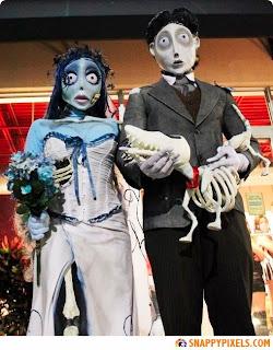 Divertidos disfraces caseros para nios y grandes Halloween 2014
