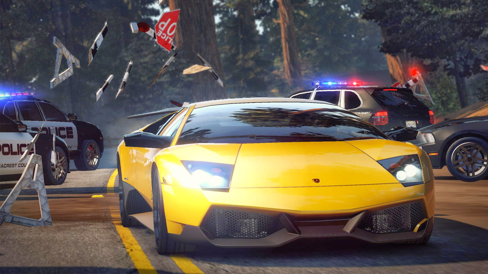 Need For Speed Hot Pursuit Wallpaper 1080p