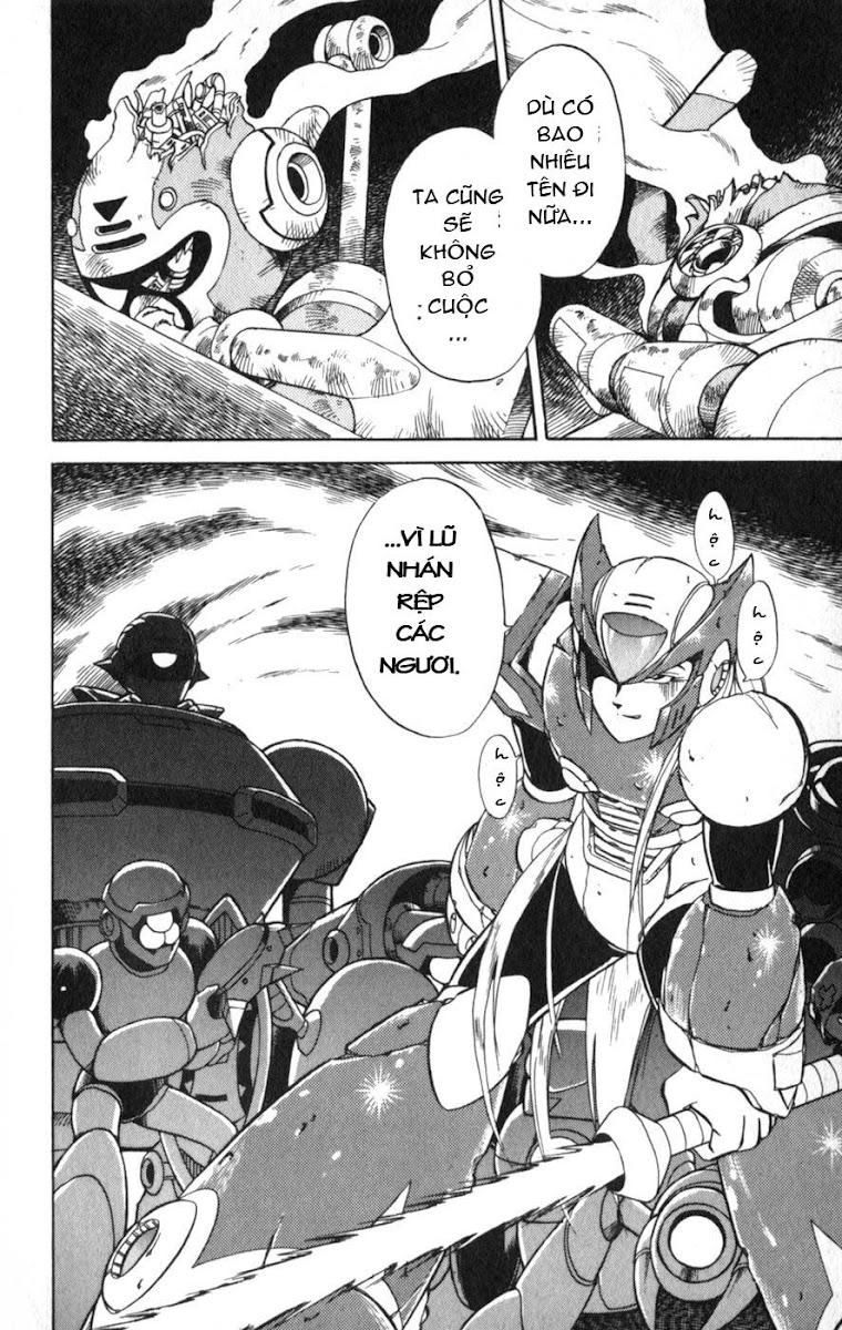 Megaman X chap 18
