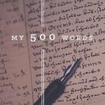 Jeff Goins 500 Word Challenge