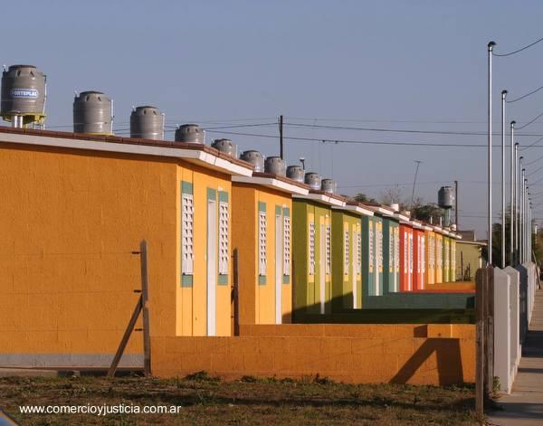 Casas de plan de viviendas estatal