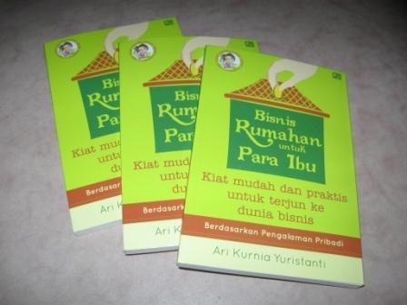 Buku Bisnis for Mom