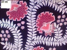 Motif Batik Tulis Bunga Cirebon & Penjelasanya