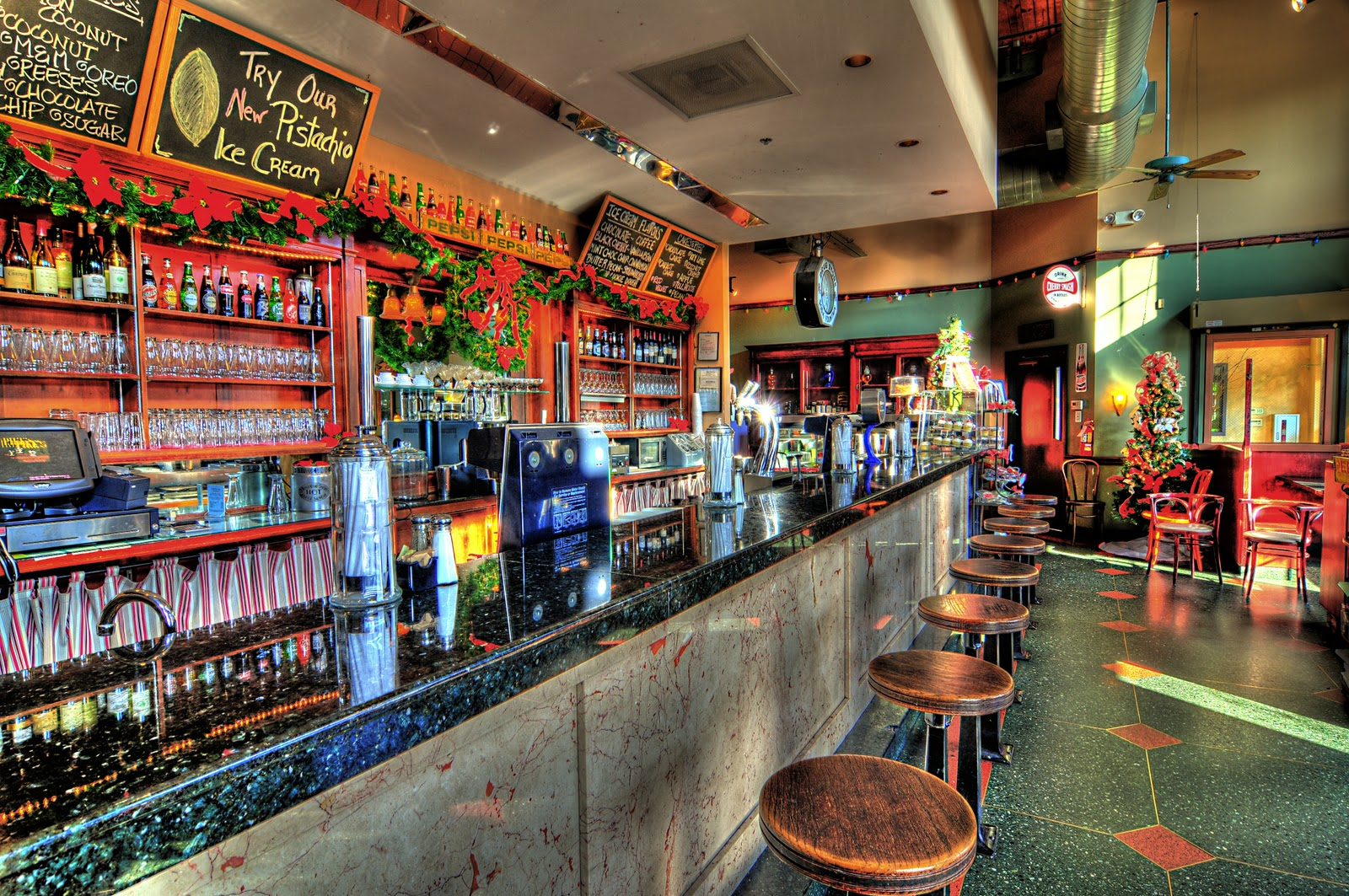 Uncc 39 s food for thought pike 39 s old fashioned soda shop - Wallpaper store charlotte nc ...