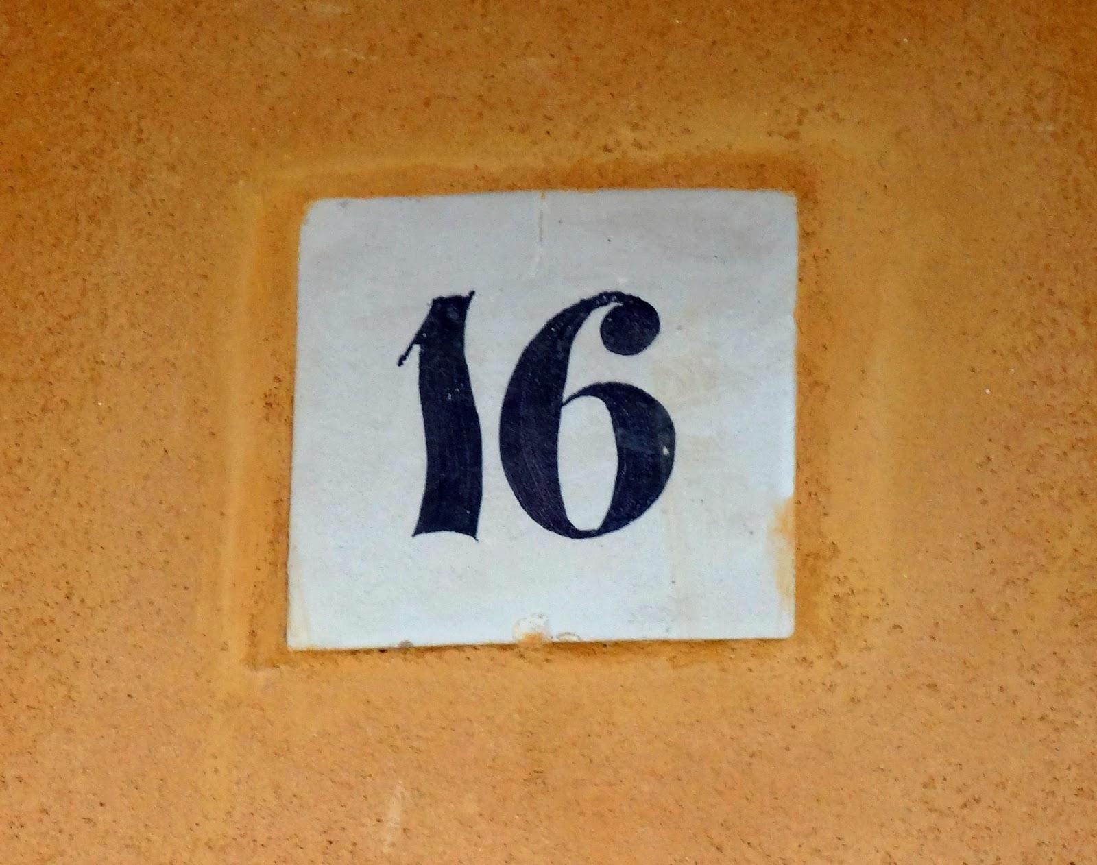 Apiarium azulejos con n mero de casa iii for Azulejo numero casa