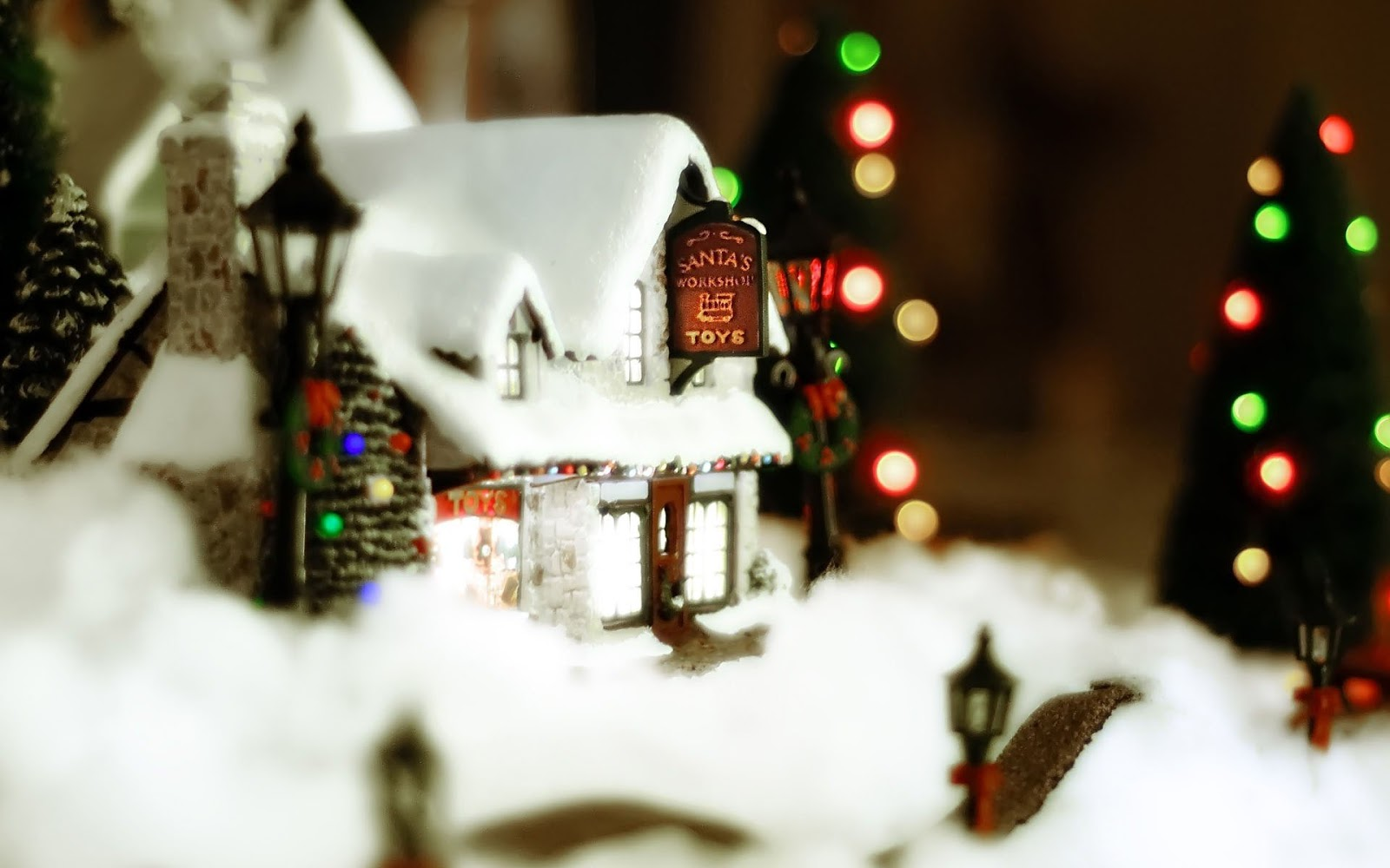 #Christmas #Christmasbackground #snow #Decemberbackground #December.- house under snow,  December background