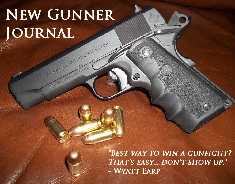 New Gunner Journal