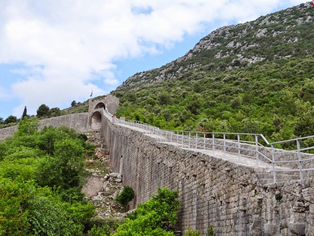 "Chorwacki ""chiński mur"""
