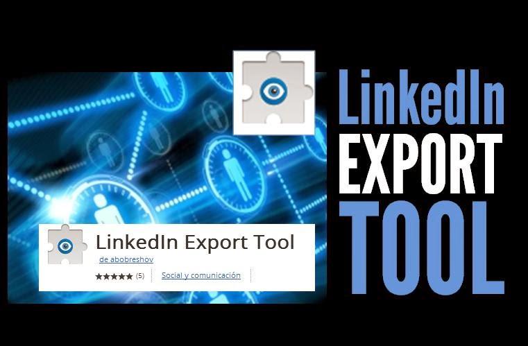 LinkedIn Export Tool. Esmeralda Diaz-Aroca autora Perfil 10 en LinkedIn