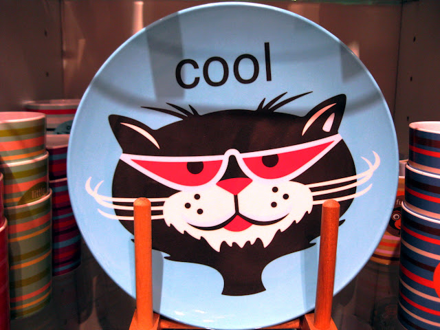 Cool Cats abound at Delphinium for shoppers in New York.