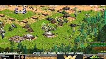4 vs 4 | GameTV vs AOE Việt 09-05-2014