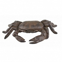rustic iron crab