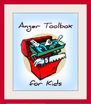 Anger Toolbox for Kids {FREE Download}