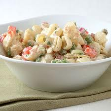 hammons family cookbook creamy pasta salad. Black Bedroom Furniture Sets. Home Design Ideas
