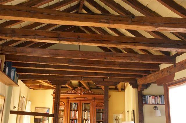 Casas de madera toledo simple diseno casa madera dos plantas casas pisci garden toledo with - Casas estructura de madera ...