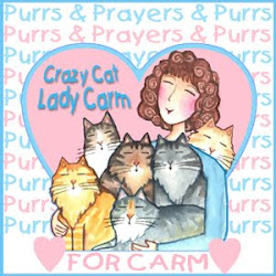 Purrs and Prayers fur Carm