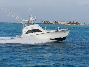 Fishing Charter Riviera Maya Cancun