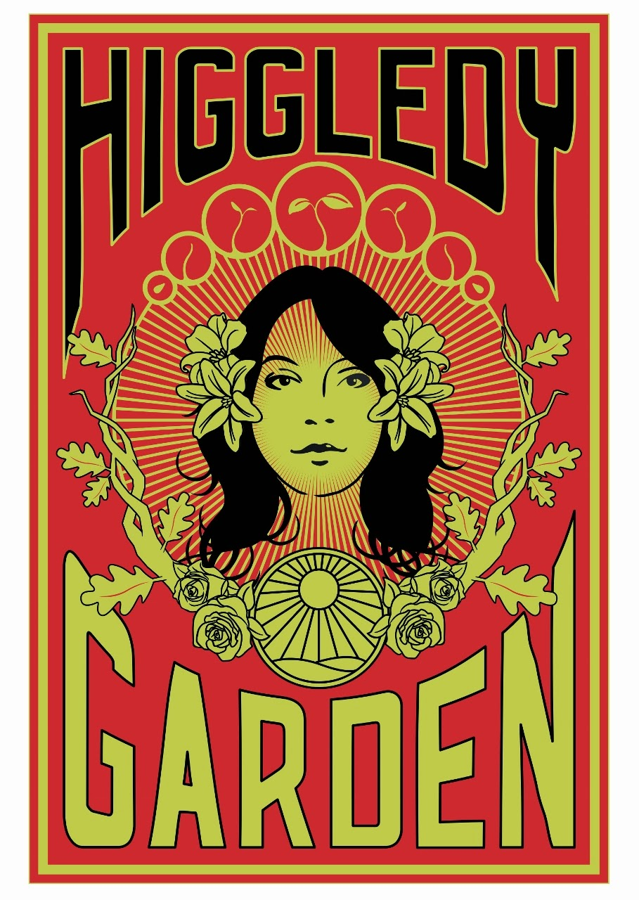Higgledy Garden's world of cut flower seeds