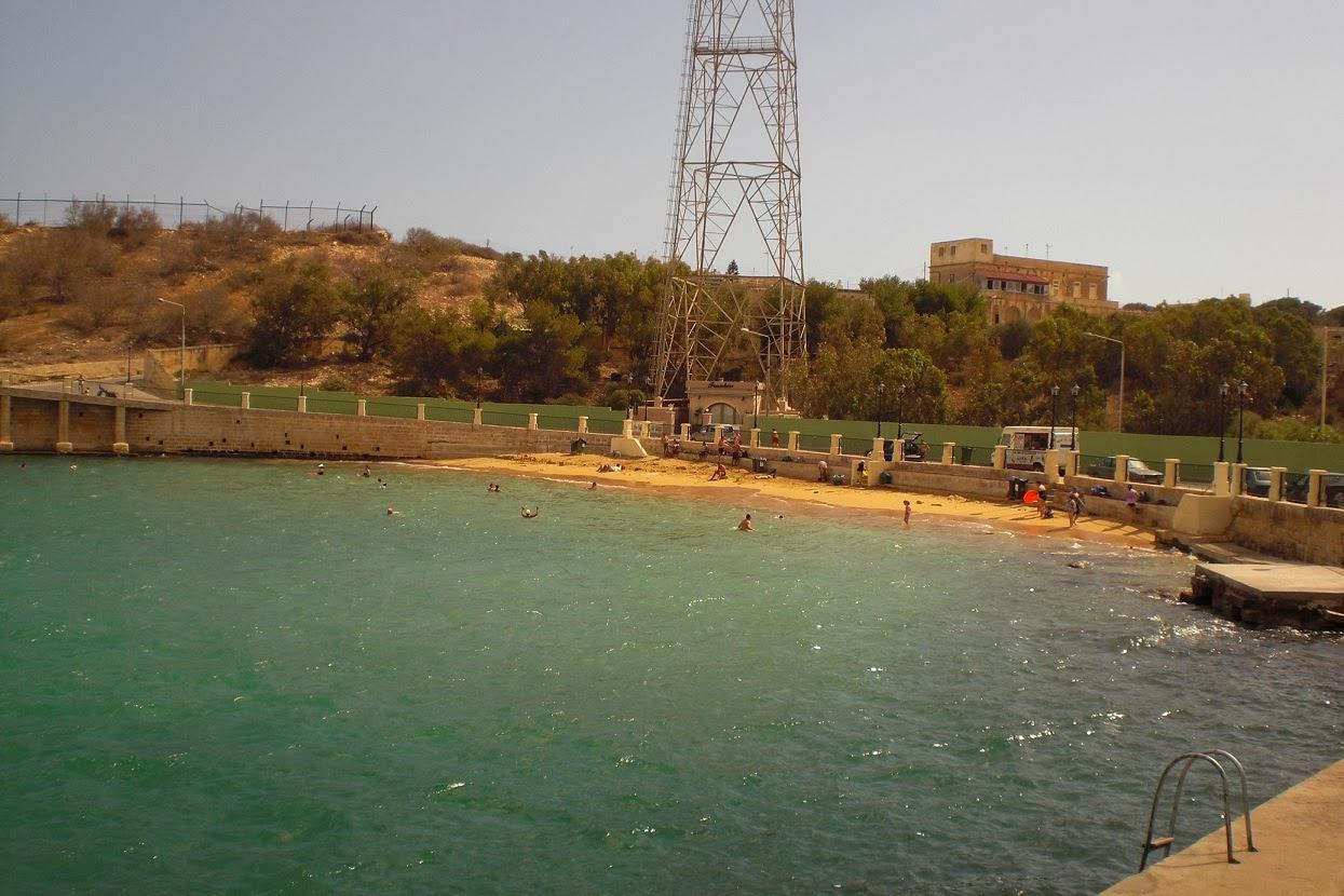 Bahía Rinella, Kalkara, Malta