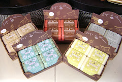 New Scents! Lepi d' Provence French Milled Soaps