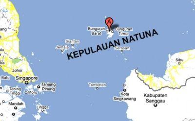 Kepulauan Natuna Harusnya Milik Malaysia