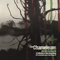 The Chameleons - 'Dreams in Celluloid' CD Review (Blue Apple Music)