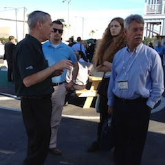 The International Builders Show Features Factory Built Homes by Palm Harbor
