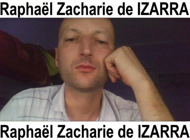 Long time Raphael zacharie izarra de something