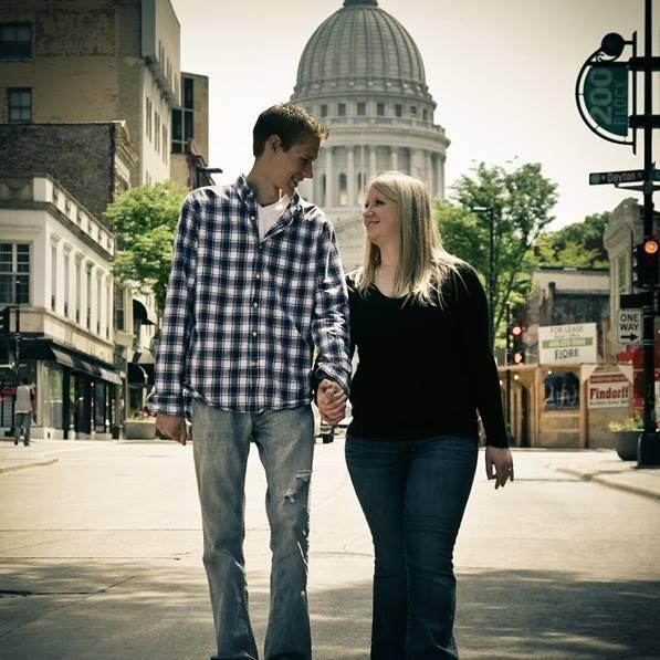 Ben and Kristina