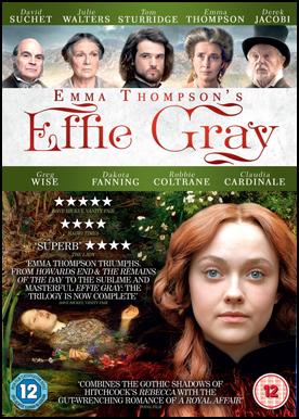 Effie Gray Uma Paixão Reprimida AVI Dual Áudio - RMVB Dublado