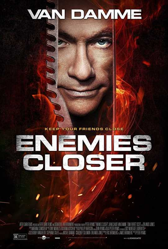 Enemies Closer 2013 720p Esub BluRay  Dual Audio English Hindi GOPISAHI