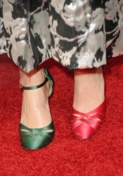 Sepatu Unik di Karpet Merah Hollywood