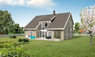 Vårt drømmehus!