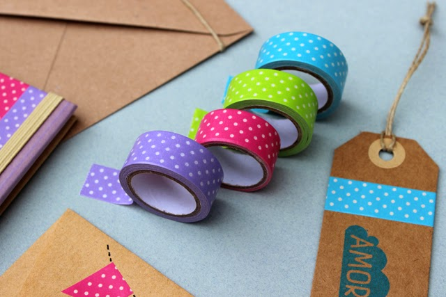 manualidades diy craft washi tape