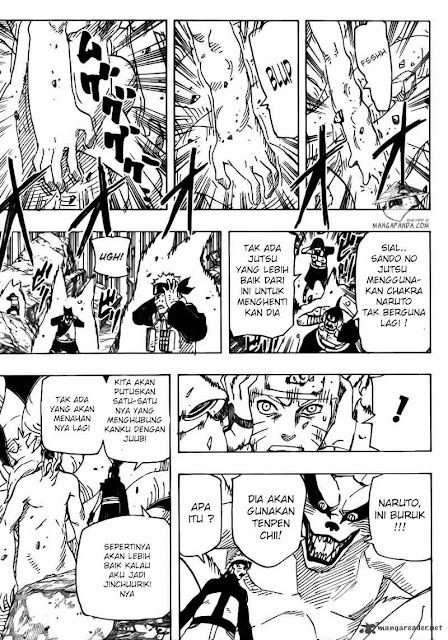 Komik Naruto 628 Bahasa Indonesia halaman 12