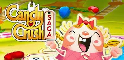 Candy Crush Saga Update Level Terbaru 2015