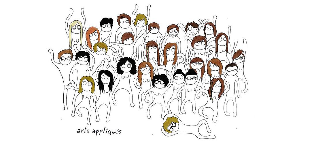 Premières Arts Appliqués 2011