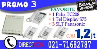 Pabx Favorite TC208 Promo 3