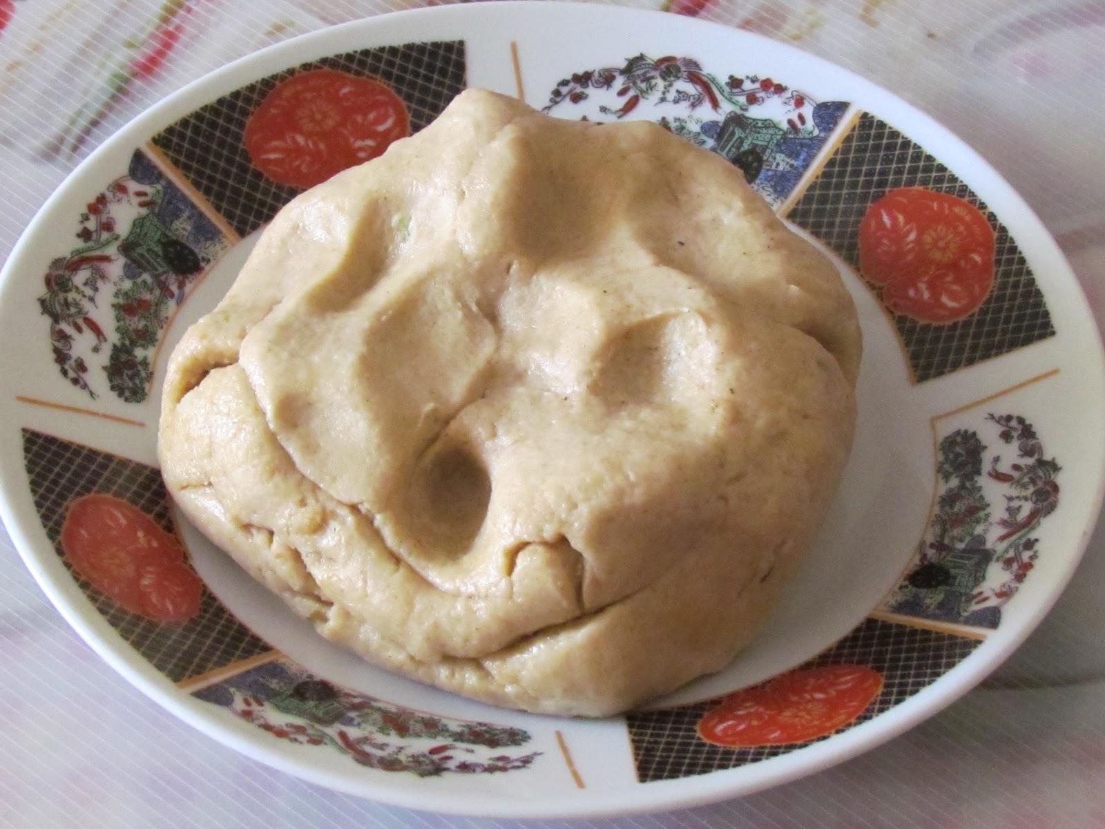 how to make soft dough for roti