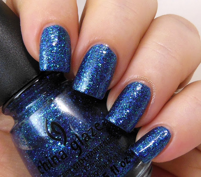China Glaze Water You Waiting For swatch