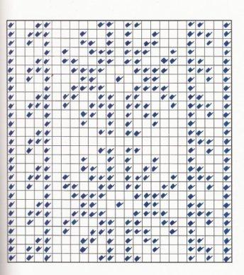Джурабы вязание схемы