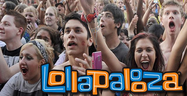 Facebook testa cobertura ao vivo de eventos como Lollapalooza