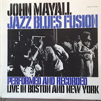 John Mayal Jazz Blues Fusion