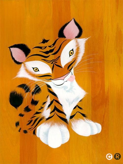 Carlos Ramos tiger